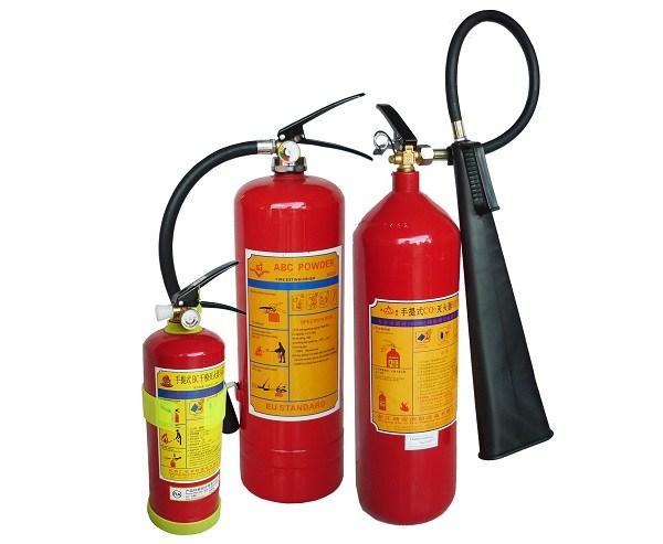 hướng dẫn cách sử dụng bình chữa cháy