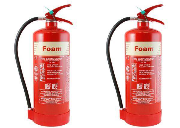 Bọt Foam chữa cháy được dùng phổ biến ở các trạm xăng dầu
