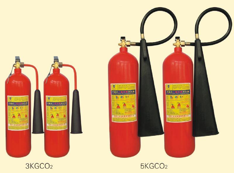 Một số loại bình chữa cháy thông dụng