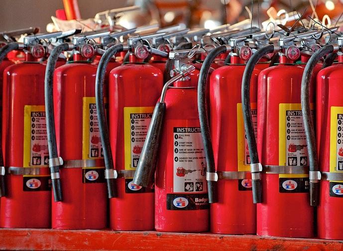 Các khu công nghiệp thường có nhu cầu nạp sạc bình chữa cháy với số lượng lớn