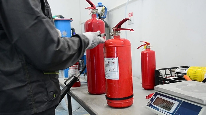 Cần kiểm tra bảo dưỡng bình chữa cháy CO2 thường xuyên