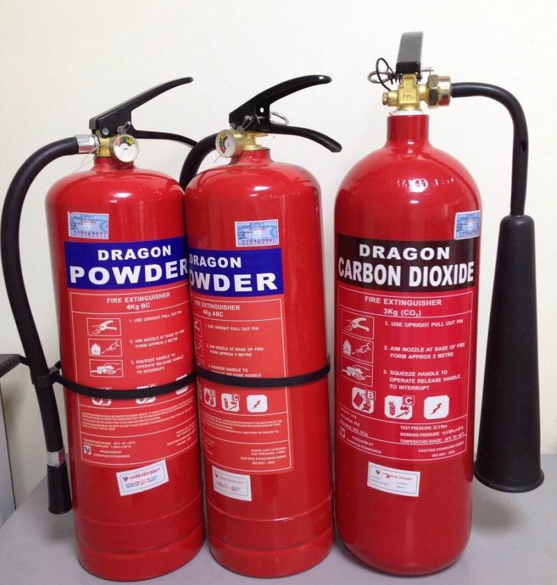 Nạp bình chữa cháy chuyên nghiệp tại Cần Thơ