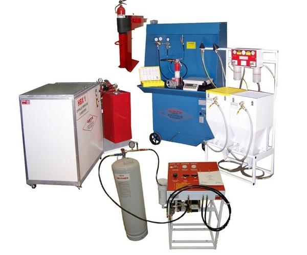 Cần nạp sạc bình chữa cháy bột định kỳ theo quy định về PCCC