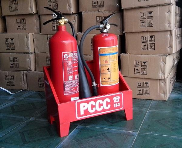 PCCC Phát Đạt nhận nạp sạc nhiều loại bình chữa cháy khác nhau