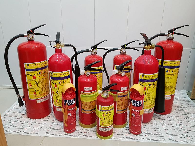 Dịch vụ nạp sạc bình chữa cháy Tây Ninh chuyên nghiệp – an toàn