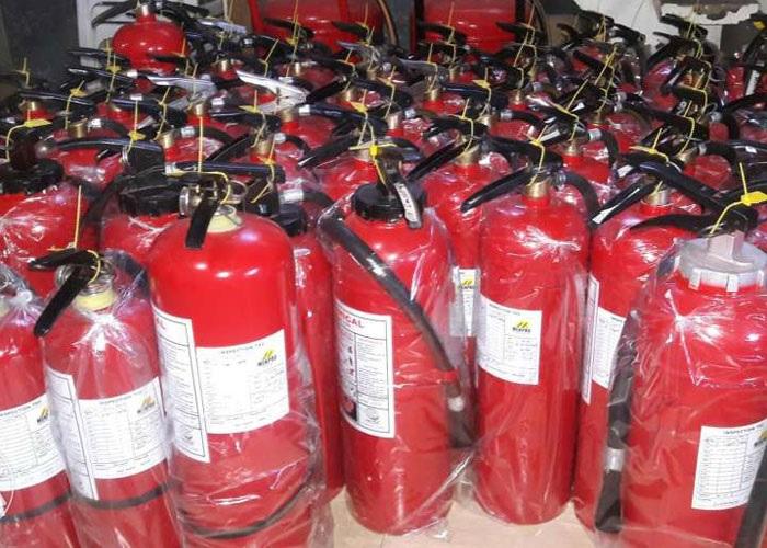 Nạp sạc bình chữa cháy nhanh chóng – giá rẻ