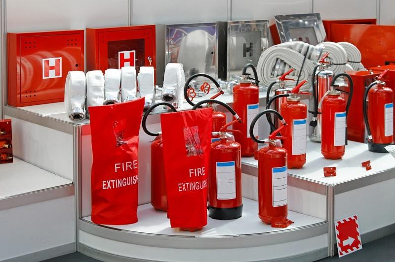 Nạp sạc bình chữa cháy chuyên nghiệp
