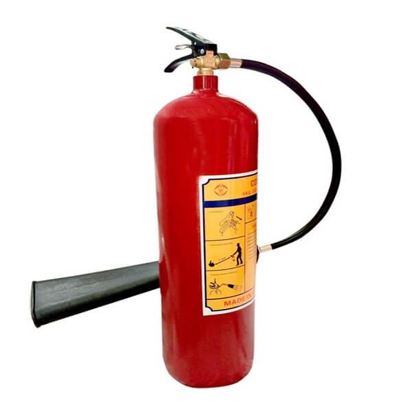 Cần kiểm tra và nạp sạc bình chữa cháy MT5 định kỳ