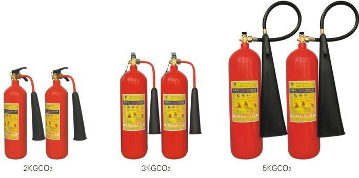 Nạp khí CO2 bình chữa cháy các loại tại Tp HCM