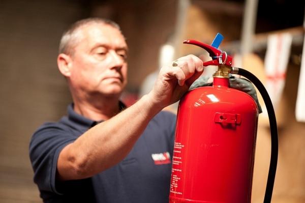 Khi nào cần nạp bình chữa cháy?