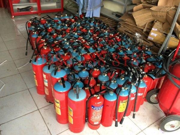 PCCC Phát Đạt cung cấp dịch vụ nạp sạc bình chữa cháy chuyên nghiệp