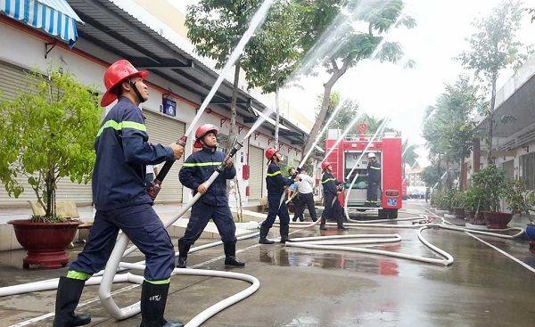 vòi chữa cháy d50